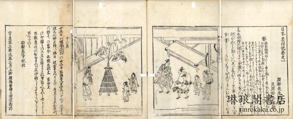 日本歳時記 七巻